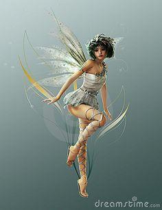 Little Fairy..