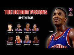Detroit Pistons Apotheosis