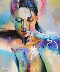 Figura contemporánea figura abstracta figura por FigureArt