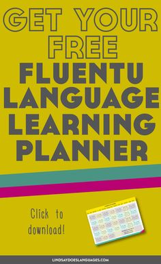 FluentU is a great tool to help you learn languages with YouTube videos. Click through for your free FluentU Planner to help you make the most of this awesome resource! >>