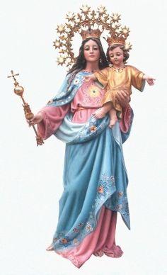Virgen María Auxiliadora oración de consagración para pedir un milagro  #virgenmaria, #auxiliadora, #oración, #prayer, #god, #santos, #angeles