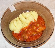 Mashed Potatoes, Gluten, Chicken, Meat, Ethnic Recipes, Food, Whipped Potatoes, Essen, Yemek
