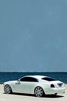BLVCK ERA — Rolls Royce Wraith