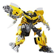 Transformers The Last Knight Premier - Deluxe Bumblebeeby Hasbro #transformer