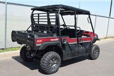 New 2016 Kawasaki Mule Pro-FXT EPS LE ATVs For Sale in South Dakota. 2016 Kawasaki Mule Pro-FXT EPS LE,