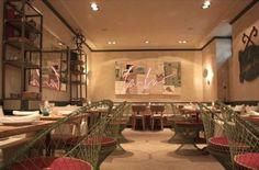 La Tulipe, el restaurante con terraza de moda en Madrid