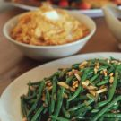 Try the Green Beans with Almonds Recipe on williams-sonoma.com