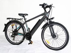 TheSolPatch.com  Electric Vehicles/Electric Bicycle  Model EB-27