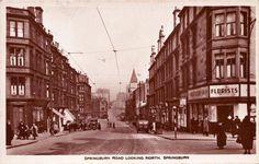 Springburn, North Glasgow.   by Paris-Roubaix