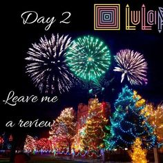 On the Second day of LuLaMas please give your LuLaRoe lady a review on her business page#Lularoe #lularoealyssaseaton #12daysofchristmas #giveaway