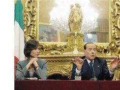 Informazione Contro!: BERLUSCONI E LA SVOLTA RENZIANA. MA IN FORZA ITALI...