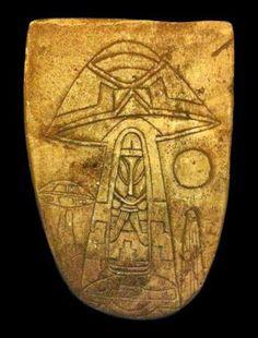 Las Piezas de Ojuelos, Extraterrestres en el Pasado   Gran Misterio