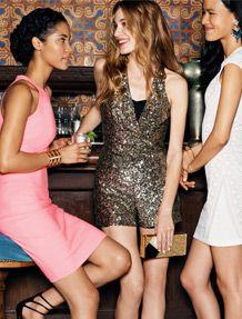 Rent the runway, rent designer dresses, great for bridesmaids!
