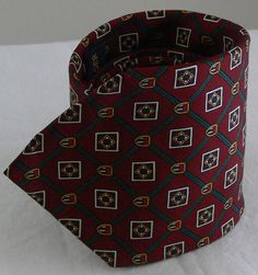 Tommy Hilfiger Neck Tie 100% Italian Silk Made In USA #TommyHilfiger #Tie