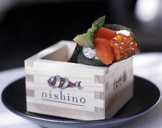 NISHINO + Seattle + Japanese Sushi Restaurant