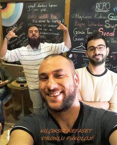 KILÇIKSIZ NEFASET 'DRONLU PSİKOLOJİ' Doruxan Bizlerle...