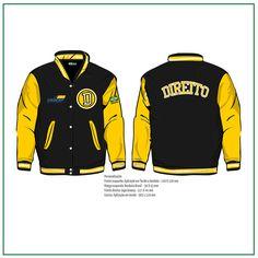 Arte para jaqueta personalizada do curso de Direito. Solicite seu layout e orçamento no site www.st47.com.br  #direito #jaqueta #college #universidade #faculdade #personalizado #st47 #morretes