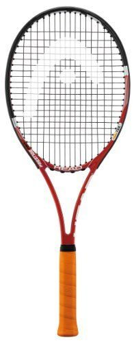 """Head Youtek Prestige Pro Tennis Racquet (4 3/8) by HEAD. $177.99. The Head YOUTEK Prestige Pro Tennis Racquet features a more open string pattern providing extra spin and pop for a more aggressive tour player. It features a leather grip for ultimate tour performance and YOUTEK which gives you the individual benefits you are looking for. Technology and Construction: HEAD YOUTEK - d3o. Beam: 21mm. Head Size: 98"""". Weight(unstrung): 11.5oz. Balance(unstrung): 1 HL/315mm. Length: ..."""