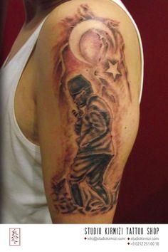 Mustafa Kemal Atatürk Dövmesi #ataturk #mustafakemalataturk #ataturkdovmesi #k.ataturk #dovme #tattoo #tattoos Wolf Tattoo Design, Tattoo Designs, Black White Tattoos, Beste Tattoo, Skull, Black And White, Portrait, White Tattoos, Black White