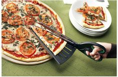 pizza scissors/spatula