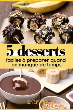 Healthy Dessert Recipes 95792 Are you in a rush or are you too lazy to spend time cooking? These dessert recipes are for you! Mini Desserts, Healthy Desserts, Easy Desserts, Quick Dessert Recipes, Homemade Cake Recipes, Dessert Party, Nutella Wallpaper, Nutritious Snacks, Mini Foods
