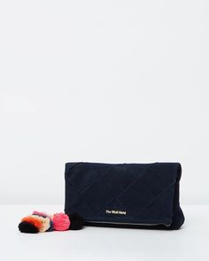 Buy The Tejer Clutch by The Wolf Gang online at THE ICONIC. Free and fast delivery to Australia and New Zealand.