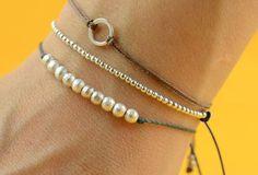 bracelets, simple