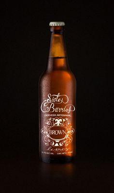 Cerveza Artesanal Siete Barrios (7B) by Angel Maldonado, via Behance