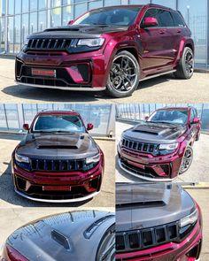 Grand Cherokee Overland, Jeep Grand Cherokee Srt, Srt8 Jeep, Mopar, Hemi Engine, Dodge Chrysler, Car Cleaning, Muscle Cars, 4x4