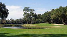 Golf Club at Amelia Island Hole #18 Amelia Island Florida