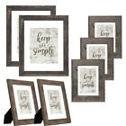 26 PCS White Wood Multi Picture Collage Set Photo Frames Home Decor Wall Mounted | eBay Living Room Decor Photos, Multi Picture, Rainfall Shower, Shower Arm, Picture Cards, White Wood, Wall Mount, Frames, Gallery Wall