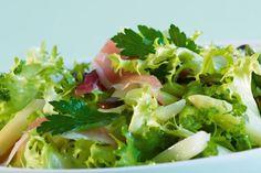 Spargel-Kräuter-Salat mit Landrauchschinken - Annemarie Wildeisens KOCHEN