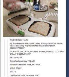 Haha!! I'd so do this!