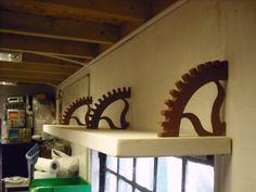 Steampunk Furniture   Bit quiet round here, so here's some of my work; Steampunk stylee.
