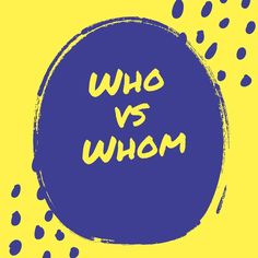 vs ✋Who (subject) - doing something; 🤚Whom (object) - having something done to them. ✋Sarah is teaching HER. 🤚She is teaching ROSE. ✋Whom is Sarah teaching? 🤚Sarah is teaching Rose. ✋Who is teaching Rose? 🤚Rose is being taught by Sarah. English Study, Learn English, Who Vs Whom, English Articles, High School Years, Language School, Study Abroad, English Language, Grammar
