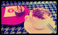 Mmm, cupcake de Dulce de leche!!! :)