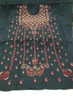 LUCKNOW CHIKAN HAND EMBORIDERY [*SFQ*] Chikankari Suits, Handicraft, Alexander Mcqueen Scarf, Colour, Dresses, Design, Fashion, Craft, Color