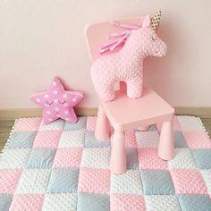 Cuscino di unicorno, orso cuscino, cuscino stella, tenerone, giocattolo nursery decor, regalo per la ragazza, bambini camera cuscino
