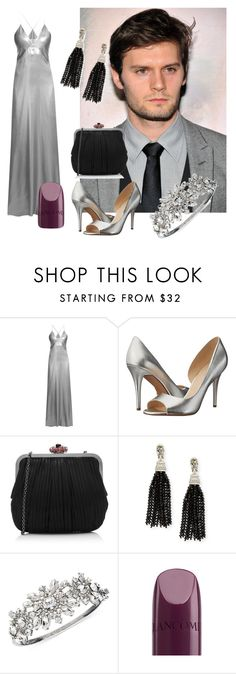 """☆"" by adriana-mondragon ❤ liked on Polyvore featuring HUGO, Galvan, Nine West, Dolce&Gabbana, Oscar de la Renta, Givenchy and Lancôme"