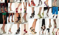 Top 4 Mejores Tendencias en Zapatos Primavera-Verano 2013 | New York Fashion Week