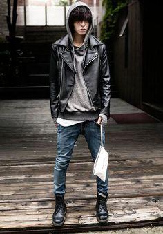 韓國入秋街拍穿搭Book,跟著時尚達人一起稱霸秋天街道! - Page 2 | manfashion這樣變型男-最平易近人的男性時尚網站