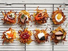 8 Ways to Make the Best Potato Latkes of Your Life - #potatolatkes - 8 Ways to Make the Best Potato Latkes of Your Life...