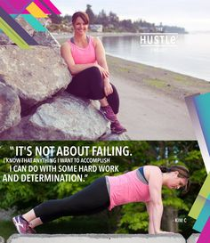 The Hustle² Project by E Squared Fitness and Emma Allen Photography + Design Emma Allen, Outdoor Workouts, Best Self, Determination, Hustle, Work Hard, I Can, Fails, Things I Want