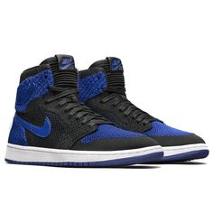 cafc4bccc1d79 Nike Air Jordan 1 Retro Flyknit (919704-006) Royal USD 150 HKD 1180