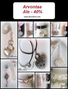 Alisev - koru: ALE - 40 % & ARVONTAA uusia koruja lisätty!   www.alisevkoru.com Ale, Pendant Necklace, Jewelry, Jewlery, Bijoux, Schmuck, Ales, Jewerly, Jewels