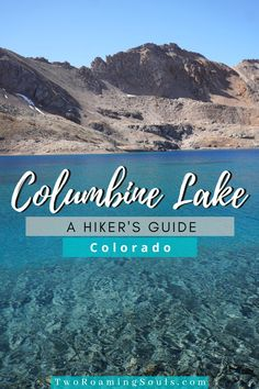 If you are looking for a truly beautiful lake in Colorado, then look no further, as Columbine Lake is one of the prettiest aqua blue colored lakes in the area. But beware as this hike is an absolute mountain climb to the top. The hike offers stunning views along the way, so you will have plenty of stunning scenery to enjoy along your route. Which in the end will make the hard climb to the top well worth the trek. #columbinelake #silverton #colorado #guide #hike Travel Usa, Columbia Travel, Travel Tips, Colorado Springs, Yellowstone Camping, New Zealand Landscape, Along The Way, 50 States, United States
