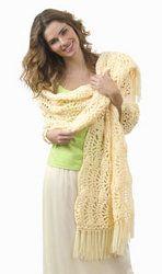 Crochet Skein Wrap