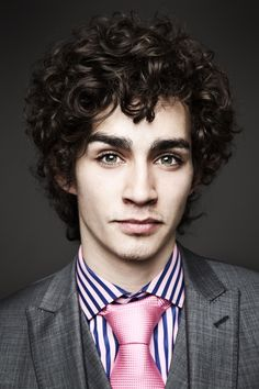 Robert Sheehan, haven't seen him in anything since City of Bones