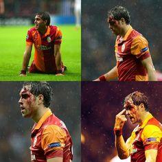 Johan Erik Calvin Elmander yüreği kocaman insan <3 <3 <3 Galatasaray'ımın en değerli aslanı :)