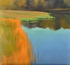 Fall Grasses by Ian Roberts